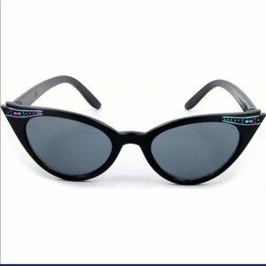 Other - Black toddler cat eye sunglasses